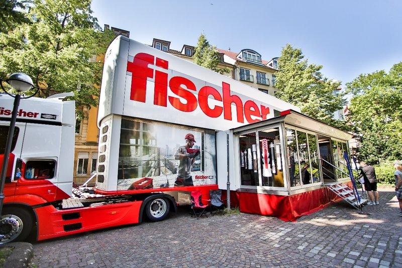 fischertechnik Truck in Karlsruhe