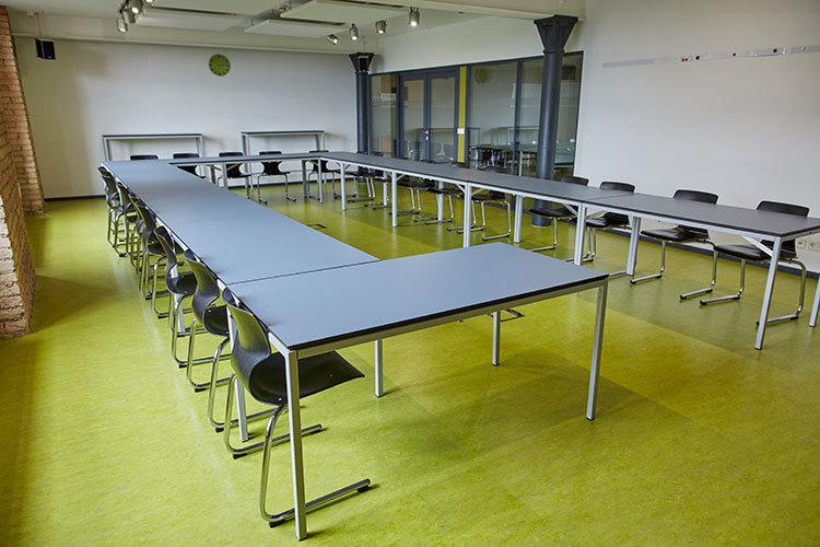 Workshopraum TelemaxX